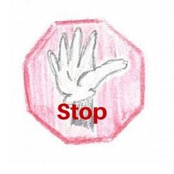 Stoppe das Gedankenkarussell